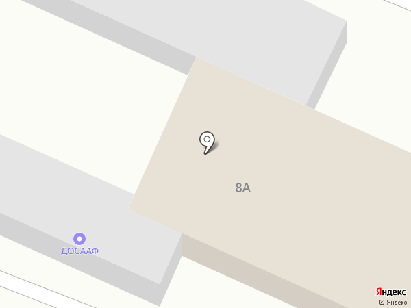 Фокинский учебно-спортивный центр на карте Брянска