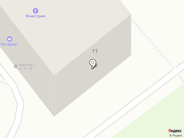 Ателье по ремонту и пошиву одежды на карте Брянска