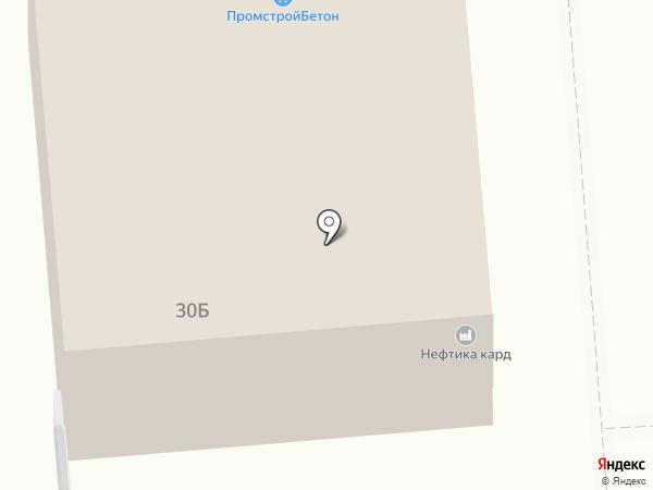 Брянсктерминалсервис на карте Брянска