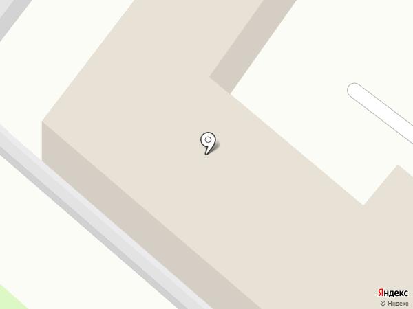 Центр временного содержания для несовершеннолетних правонарушителей на карте Брянска