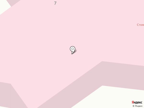 Женская консультация на карте Брянска