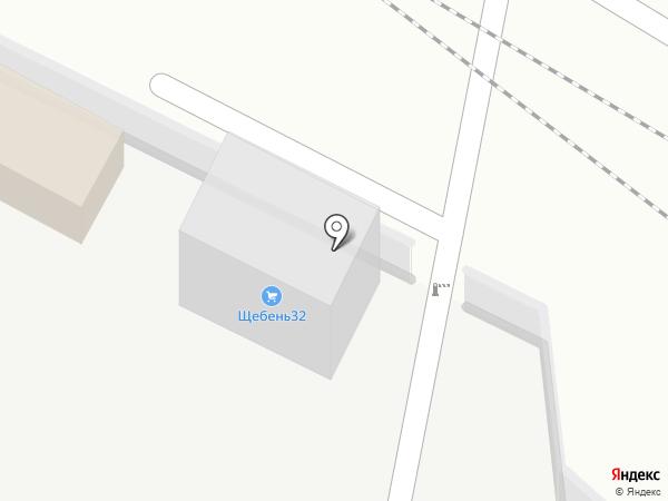 НерудИнвест на карте Брянска