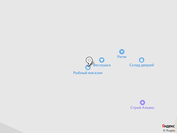 Магазин на карте Брянска