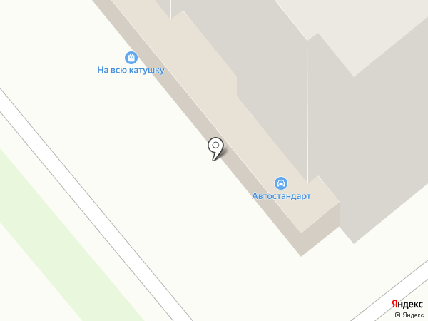 Батарейка на карте Брянска