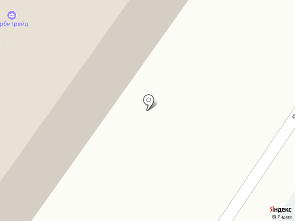 Белтрейд на карте Петрозаводска