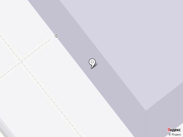 Средняя общеобразовательная школа №25 на карте Брянска
