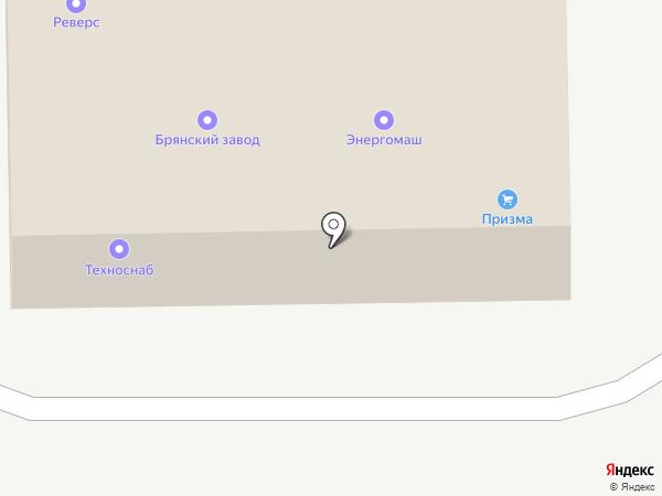 Комплектэлектросервис на карте Брянска