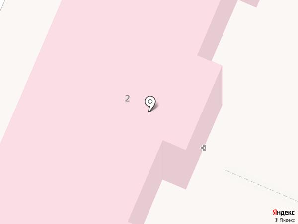 Врачебная амбулатория на карте Брянска
