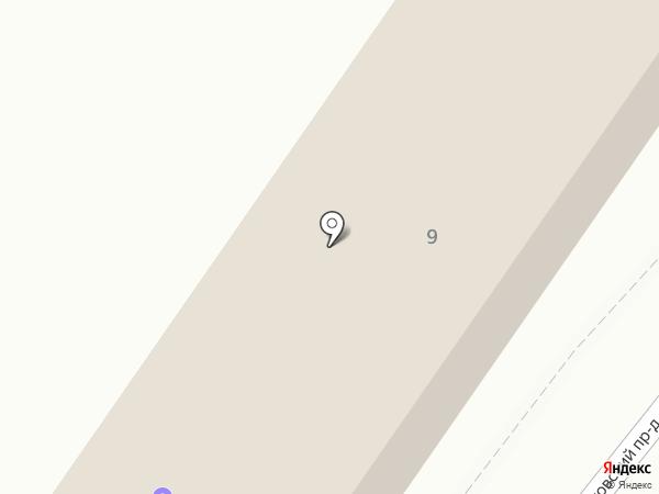 Брянское городское пассажирское автотранспортное предприятие, МУ на карте Брянска