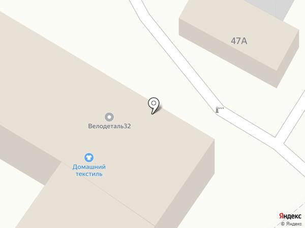 Atvr32 на карте Брянска