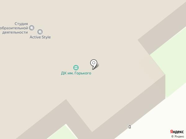 Подсолнух на карте Брянска