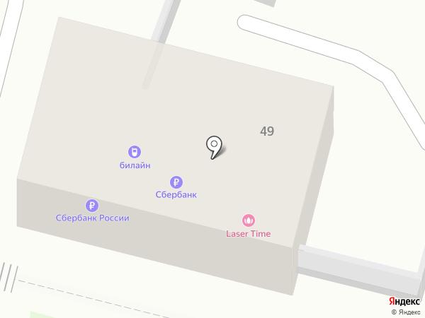 ЗПУ на карте Брянска