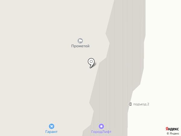 БЕЛВЕСТ на карте Брянска