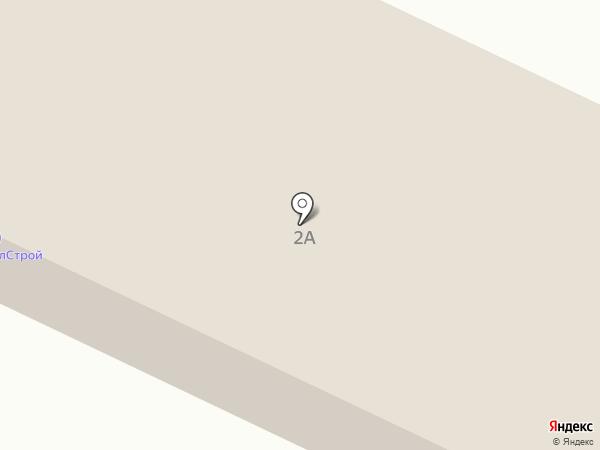 Универсалстрой на карте Брянска