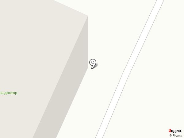 ЖЭУ-26 на карте Брянска
