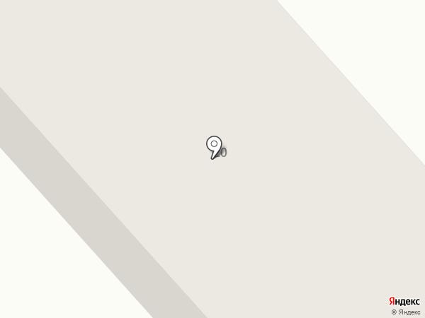 Серебряный бор на карте Петрозаводска