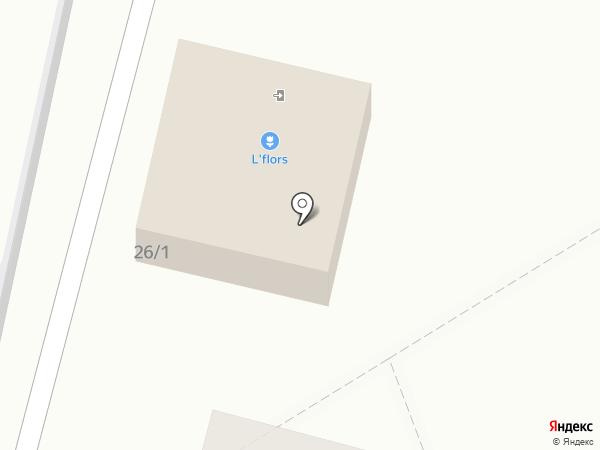 Светлячок на карте Брянска