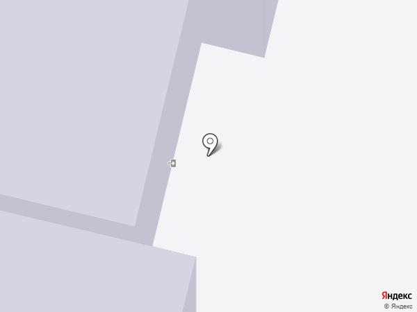 Гимназия №1 на карте Брянска