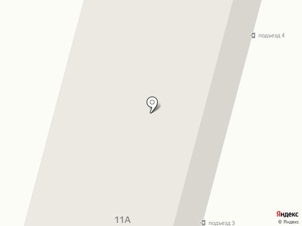 Управление Пенсионного фонда РФ в Фокинском районе на карте Брянска