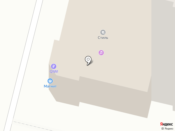 Mon plesir на карте Брянска