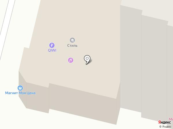 Чудный след на карте Брянска