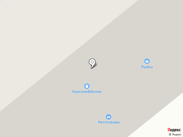 Автотовары на карте Петрозаводска