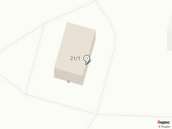 Девятка на карте Брянска