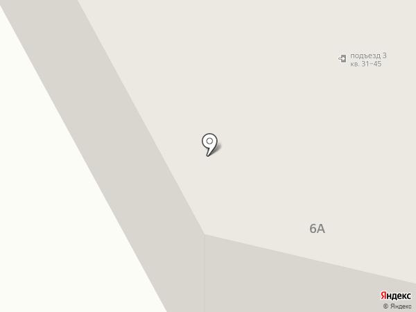 Сусанина 6а, ТСЖ на карте Петрозаводска