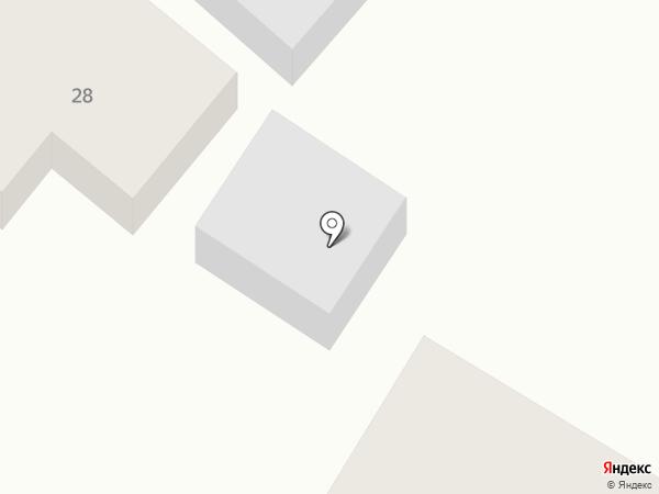 Зеленый Дом на карте Брянска