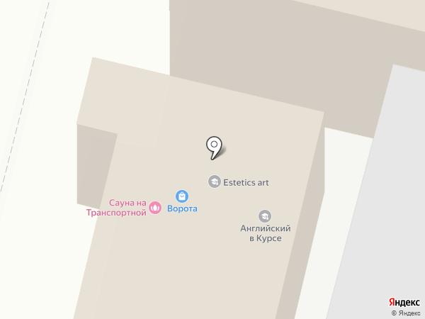 Тандем на карте Брянска