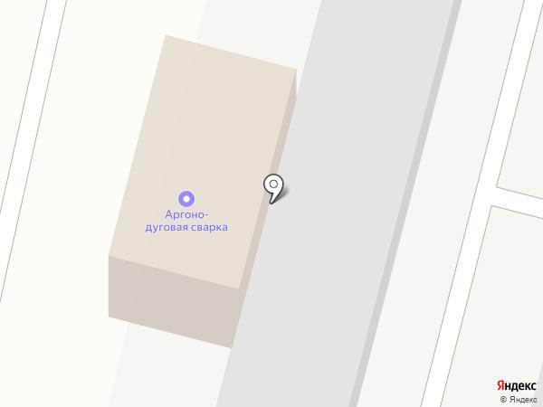 Сварочная мастерская на карте Брянска