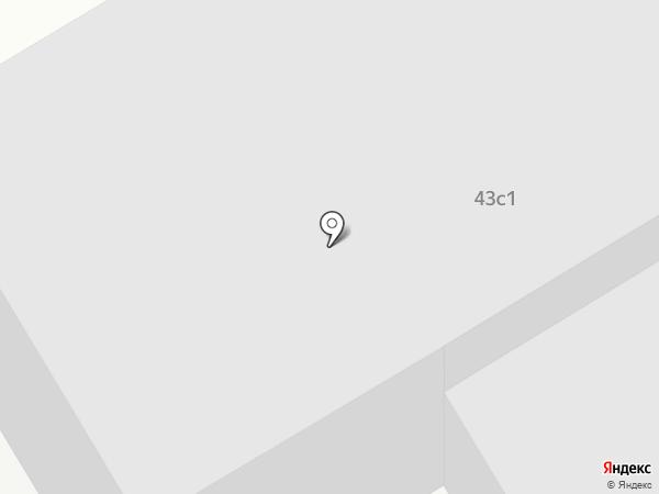 КОРСА на карте Петрозаводска