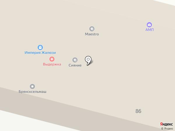Агро-Техника на карте Брянска