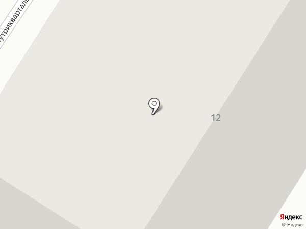 Променад-тур на карте Петрозаводска