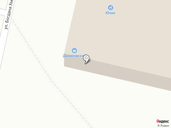 Аптечный пункт на карте Брянска