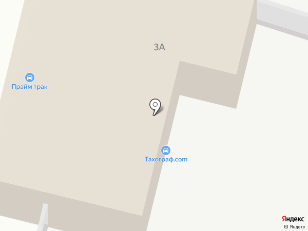 Закусочная на карте Брянска