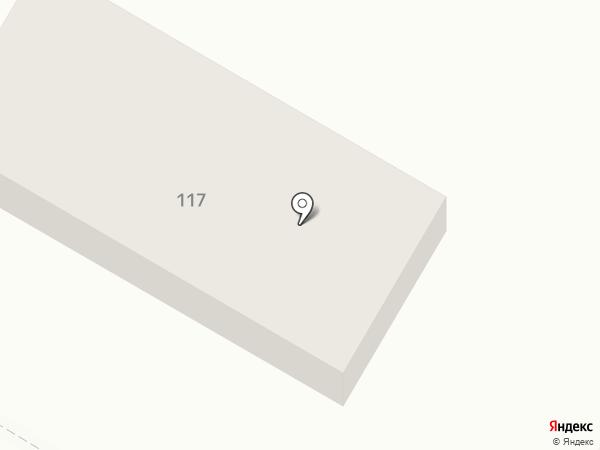 Брянская строительная компания на карте Брянска