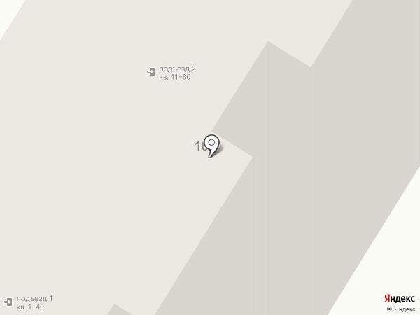 Нотариус Дыскина Ю.В. на карте Брянска