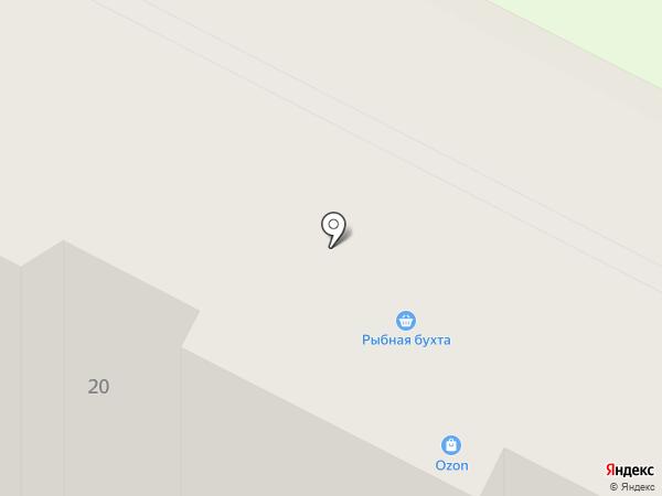 Столетник на карте Брянска