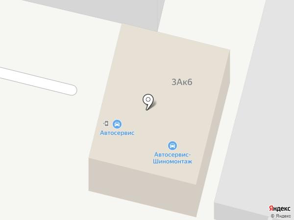 Монтаж-Строй на карте Брянска