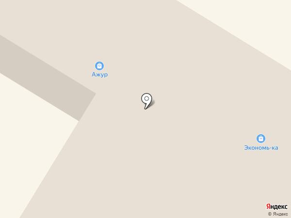 Мебель-Вектор на карте Брянска