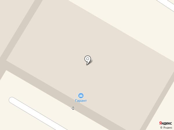 ГАРАНТ на карте Брянска