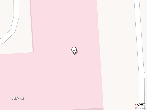 Брянская городская больница №2 на карте Брянска