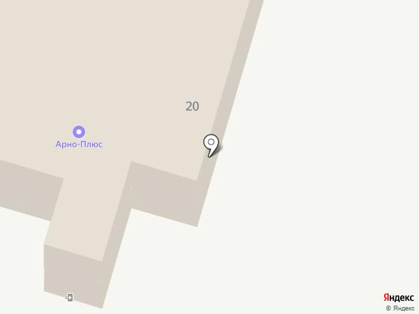 Дизель 32 на карте Брянска