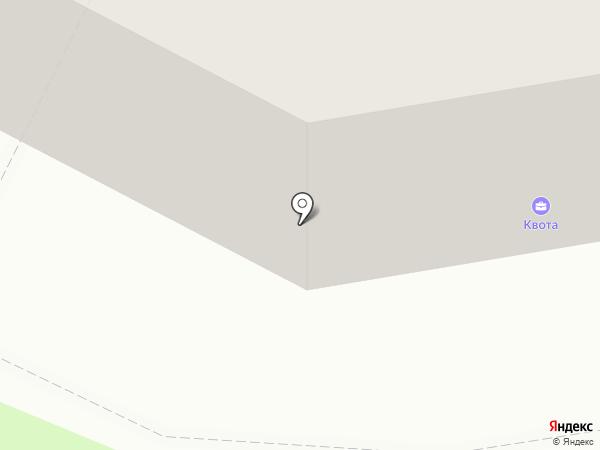 От Суханова на карте Брянска