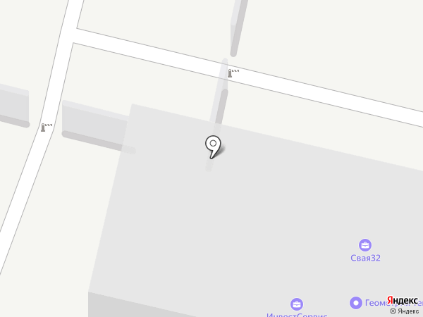 SteamWood на карте Брянска