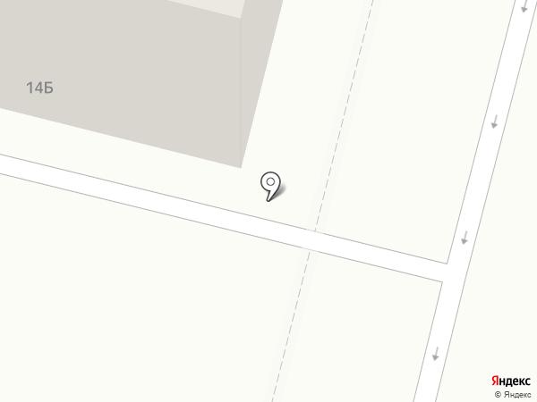Магазин товаров для художников на карте Брянска