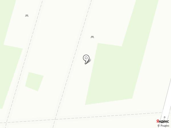 Киоск по продаже молока на карте Брянска