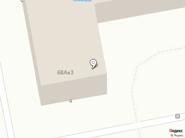 Соник на карте Брянска
