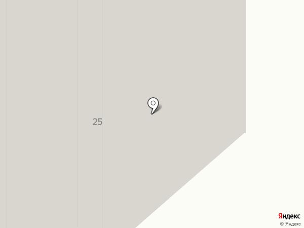 Бульвар у родников на карте Петрозаводска